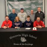 Cooper Noel Signs to play Baseball at Kankakee Community College