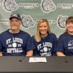 Mackenzie Caudill Signs to play Softball at St. Louis Community College