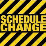 Girls JV Basketball Schedule Change vs. Speedway