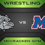 Wrestling Dual Meet vs Martinsville TONIGHT @ 6:30pm