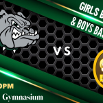 Game Day – Girls & Boys Varsity Basketball Hosts Speedway Tonight (6:00/7:30pm)