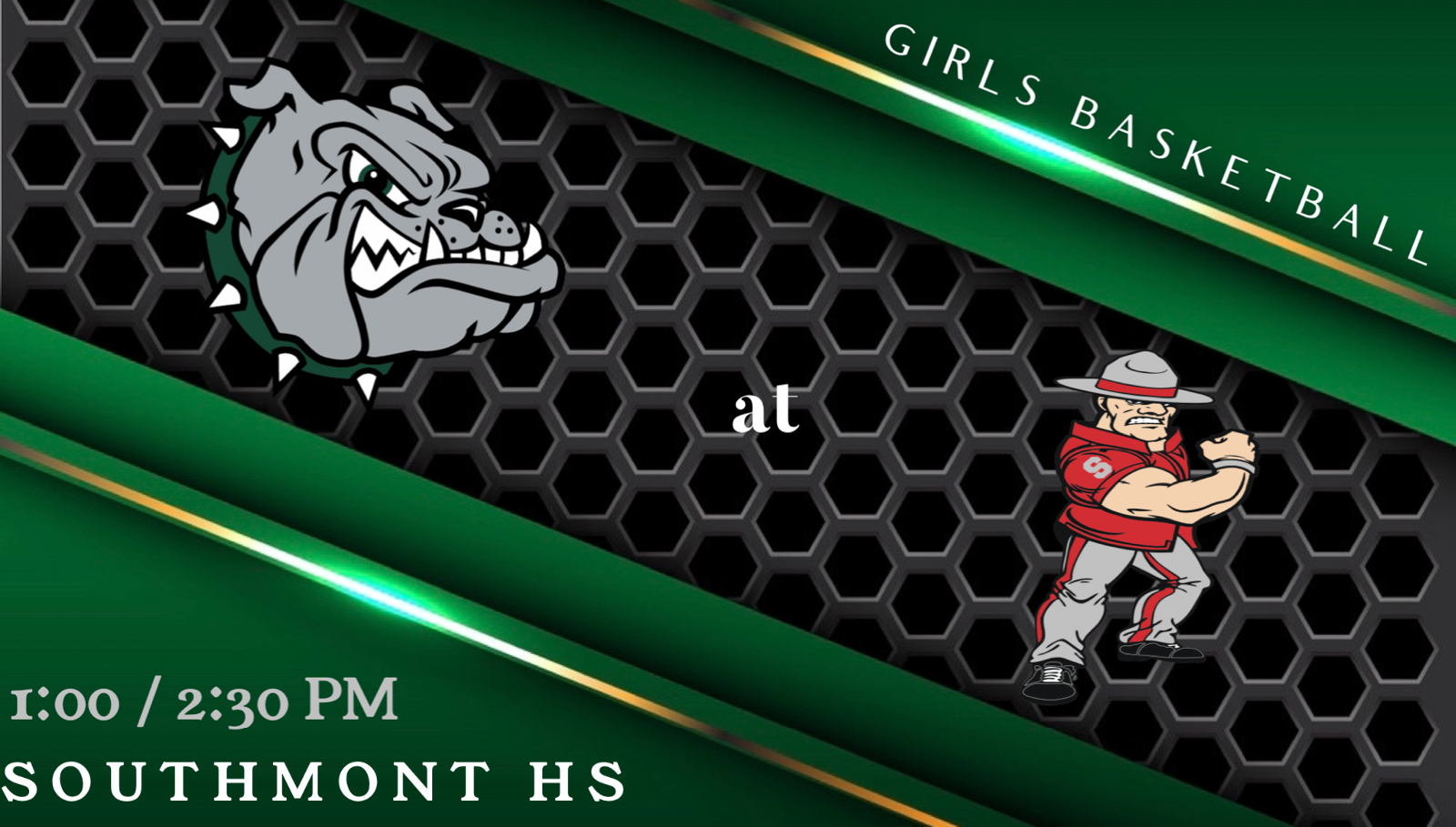 Game Day – Girls Basketball Travels to Southmont (1:00/2:30pm)