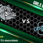 Game Day – Girls Basketball vs. Cascade (6:00/7:30pm)
