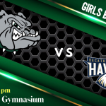 Game Day – Girls Basketball hosts Decatur Central Today (1:00/2:30pm)