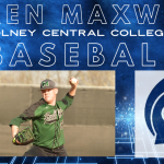 Jeren Maxwell to Sign his National Letter of Intent to Play Baseball with Olney Central College on January 17th