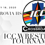 Monrovia Hosts the 2020 ICC Wrestling Tournament on Saturday January 18th (beginning at 9:00 AM) – All tickets are $6