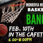 Middle School Boys Basketball Banquet (Mon. Feb. 10th)