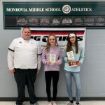 Middle School Athlete(s) of the Week: Emery Newlin & Joslyn Young