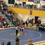 Ben Dalton Advances to Wrestling Semi-State