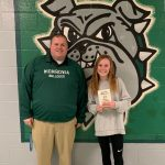 Middle School Athlete of the Week: Mary Cox
