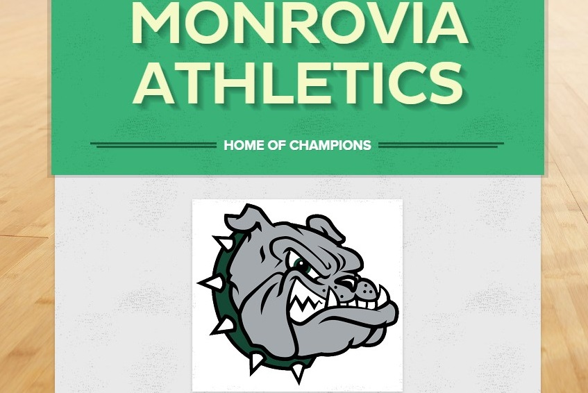 Monrovia Athletics Newsletter – February 14, 2020