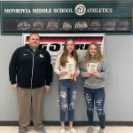 Middle School Athletes of the Week: Raegan Stader & Haleigh Hamilton