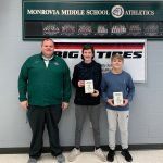 Middle School Athlete(s) of the Week: Drew Elmore & Parker Hale