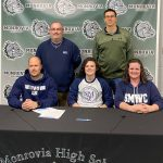 Madi Payne Signs to play Basketball at St. Mary-of-the-Woods College