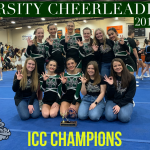 Monrovia Cheerleading Wins ICC Conference Title  #3Peat