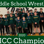 Monrovia Middle School Wrestling Wins the MICC Conference Title