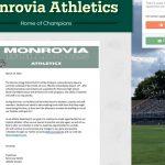 Monrovia Athletics Newsletter – March 6, 2020