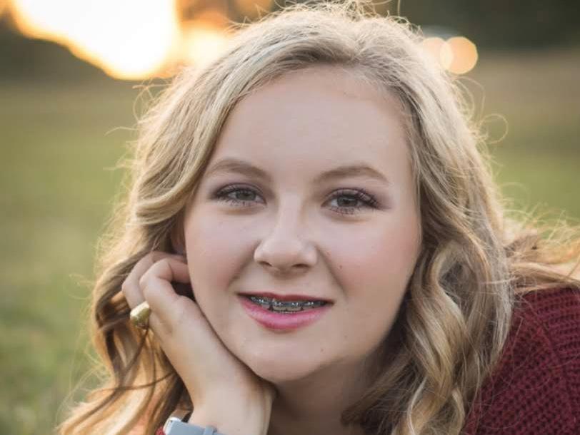 Senior Spotlight – Ashley Parker