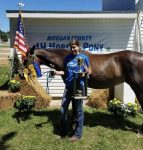 Meghan Bennett Receives Equestrian Scholarship to St. Mary-of-the-Woods College