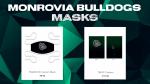 Monrovia Bulldogs Masks/Buffs Sale