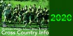 Middle School Cross Country – Summer Workout Info