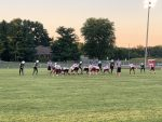 7th Grade Football loses time Lutheran 26-16
