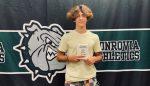 Middle School Athlete of the Week: Ryder Pool (Football)