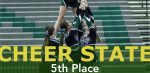 Congratulations Varsity Cheerleading – 5th Place in State