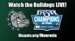 Watch the Monrovia Bulldogs LIVE on IHSAA-TV!!
