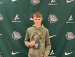 Monrovia Middle School Athlete of the Week – Clay Tharp (Basketball)