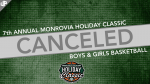 CANCELED – 7th Annual Monrovia Holiday Classic (Boys & Girls)