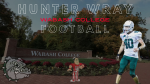 Hunter Wray Signs to Play Football at Wabash College