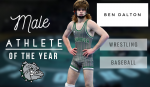 Congratulations to Ben Dalton – Monrovia High School – Male Athlete of the Year