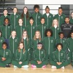 2015-16 Girls Track & Field Woodland Indoor & Outdoor Conference Champions