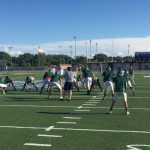 Wauwatosa West High School Freshman Football beat West Allis Nathan Hale 1-0