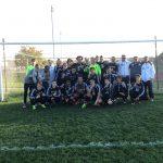 Wauwatosa West High School Boys Varsity Soccer beat Brookfield East High School 2-0