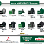 Boys Basketball Spirit Wear Closes Sunday 11/6