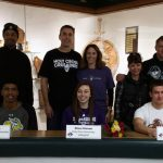 Athlete Signings–Dillon, Honan & Cieszynski