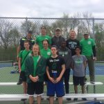 Wauwatosa West High School Boys Junior Varsity Tennis finishes 1st place