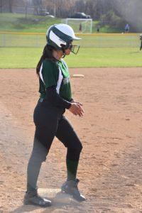 Softball vs Whitnall 4/24/17