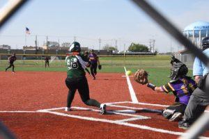 Softball vs New Berlin Eisenhower 5/16/17
