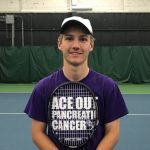 Nick Price State Bound in Boys Tennis #1 Singles