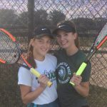 Davies/Piek State Bound in Girls Tennis #1 Doubles