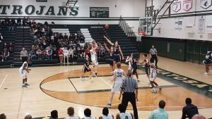 Boys Basketball Game vs Marquette 2/16/18