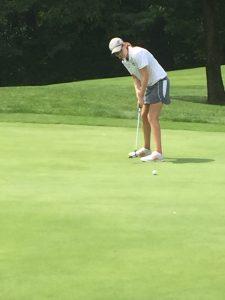 Girls Golf Photos