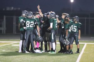 Varsity Football vs Waukesha North 10/5/18 Courtesy of Phil Ertl