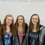 Girls Swim Team Heads to State!