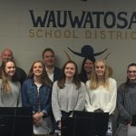 Wauwatosa School Board Recognizes Fall State Student Athletes