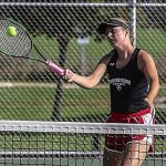 Alum Picard named NACC All Conference in both Singles & Doubles