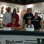 12-19-18 Athlete Signings – J. Larson & A. Ertl